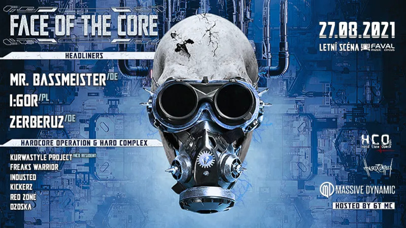Face of the Core