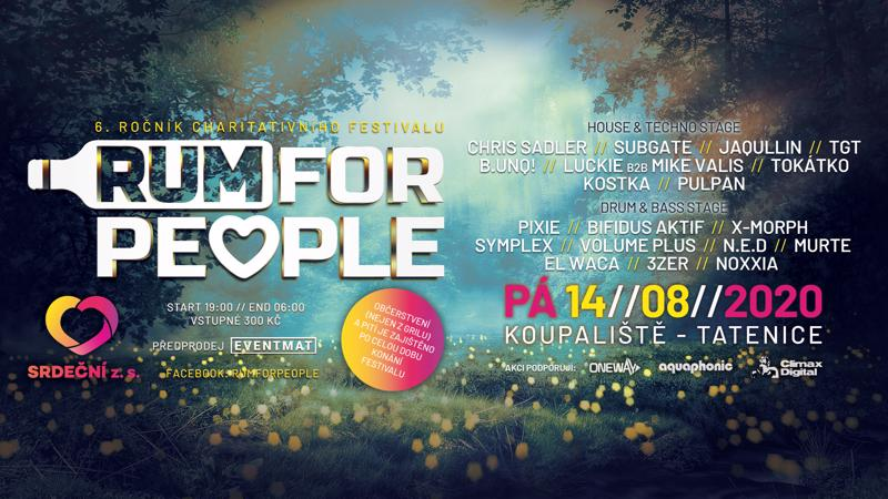 Rum For People Festival 2020
